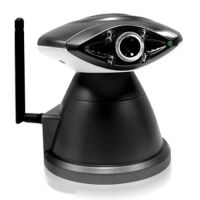 Wireless IP Camera Built in PTZ