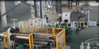 Automatic steel drum/barrel production line