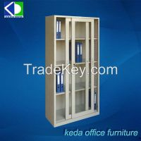 Sliding Glass Door File Cabinet