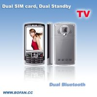 Color TFT TV Mobile Phone