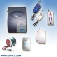 Wireless Security GSM Alarm System