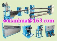 Dry-wet spin middle-scale spinning machine