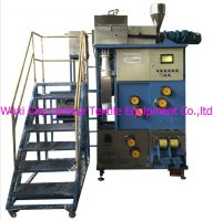 FDY spinning machine for high temperature corrosion resistance