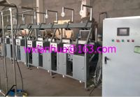 BCF intermingling machine
