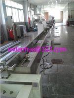 Alginic fiber and chitosan wet spinning machine