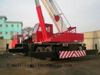 Transfers  second-hand KATO TADANO  cranes