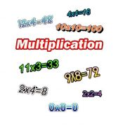 Multiplication Tables and Drills DVD
