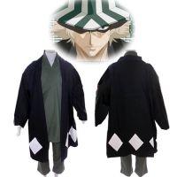 Bleach Urahara Cosplay Costume