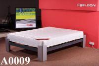 Spring compressible mattress spring condensable mattress