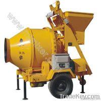 JZC/JZM/JDY Small Concrete Mixer