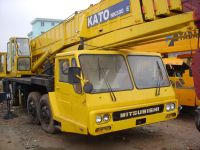 Truck Cranes of 20T to 150T made by Tadano&Kato