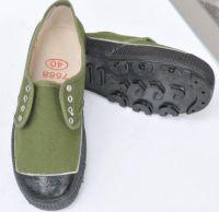 Low cut non-slip canvas shoes