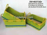 Seagrass Basket