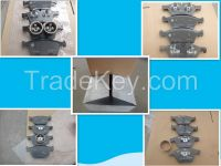 Brake pads with best quality, price and short delivery time