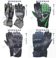 Motorbike Racing Gloves