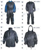 Textile Rain Suits