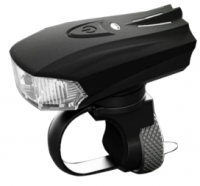 Rechargeable bicycle front lamp