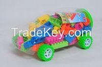 Car bottle Intelligent 108 pcs Building Blocks