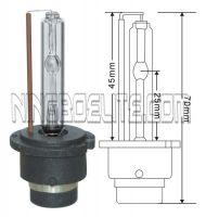 Single Beam D2x Series HID Xenon Bulbs