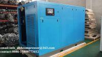 185kw industrial screw air compressor