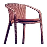 Hot sale Bistro Armrest Dining Chair SFM3-20150522-01
