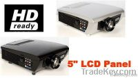 LED PROJECTOR surpport 4:3 and 16:9