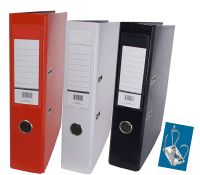 Lever Arch File Folders