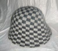 beret hat, wool beret, wool knitted hat, winter hat, wool visor