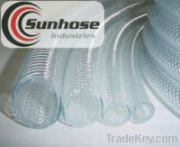 Clear Reinforce PVC Hose
