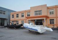 infaltable boat, RIB boat, semi-rigid inflatable boat HYP660