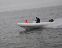 Semi-rigid inflatable boat, RIB boat, rigid inflatable boat HYP620