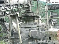 Used KOBE ALLIS-CHALMERS Hydro Cone Crusher