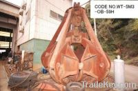Used Orange Peel Bucket (CAPACITY 5M3)