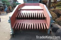USED FURUKAWA 1500MM X 3600MM (5 ft X 12 ft) VIBRATING GRIZZLY FEEDER