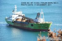 CODE NO. WT-413SC OF USED SAND CARRIER/DREDGER M/V.TENJIN MARU NO.1