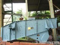 USED RASA 4 ft X 12 ft VIBRATING GRIZZLY FEEDER