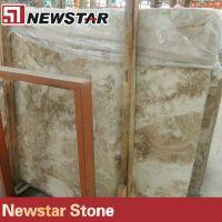 Floor Tiles (cappuccino marble)