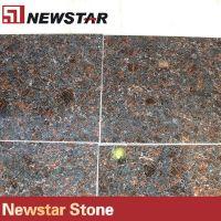 Newstar cheap tan brown granite tile for sale