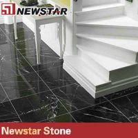 black marble tile Nero Marquina