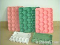 Egg tray and Apple tray