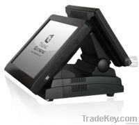 Dual Screen All In One Touch Screen EPOS System