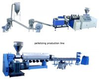 Plastic Pelletizing Production Line