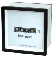 Elapsed time meter, hour run meter, hour meter, HM-1