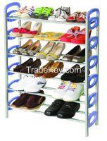 2014 China Manufacture Good Quality Metal Shoe Rack