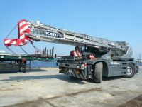 used 50 ton Kato RT crane