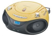 MP3 Boombox With USB