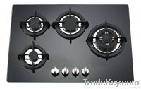 [WM-G74CY] 70cm hob with front control panel