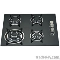 Glasstop Gas Hobs