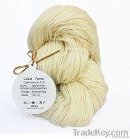cashmerino yarn undyed hand knitting yarn