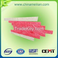 Thermal expansion glass fiber insulation
